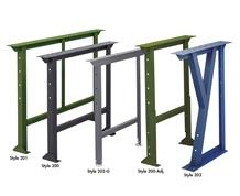 MOBILE STYLE WORK BENCH LEGS
